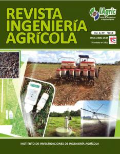 Revista de Ingeniería Agrícola